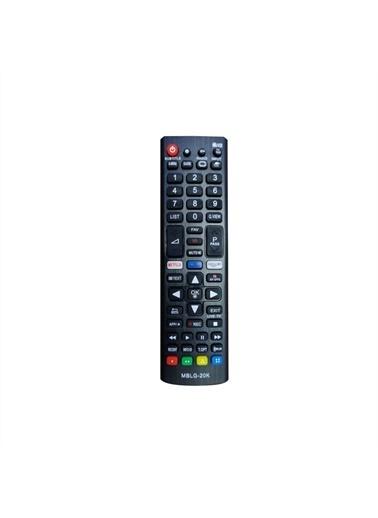 LG LG Netflix Tuşlu Lcd Tv andası MBLG-20K Renksiz